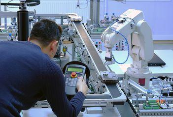 Master Mechatronik und Robotik